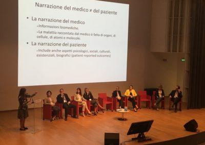 Tavola Rotonda: I pazienti a confronto