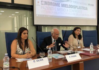 TAVOLA ROTONDA: I PAZIENTI A CONFRONTO - La testimonianza dei Pazienti -