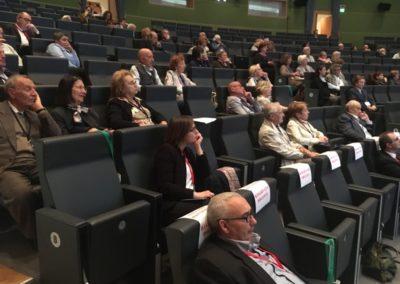 Domenico Mugnano tra i partecipanti del Forum di Milano