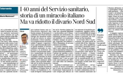 I 40 anni del Servizio sanitario, storia di un miracolo italiano