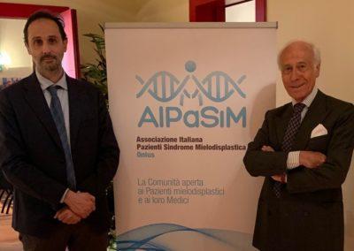 """Mielodisplasia: """"L'alleanza medico-paziente"""" alla prova di Genova 13 marzo 2019 ➡  all'interno il primo commento"""