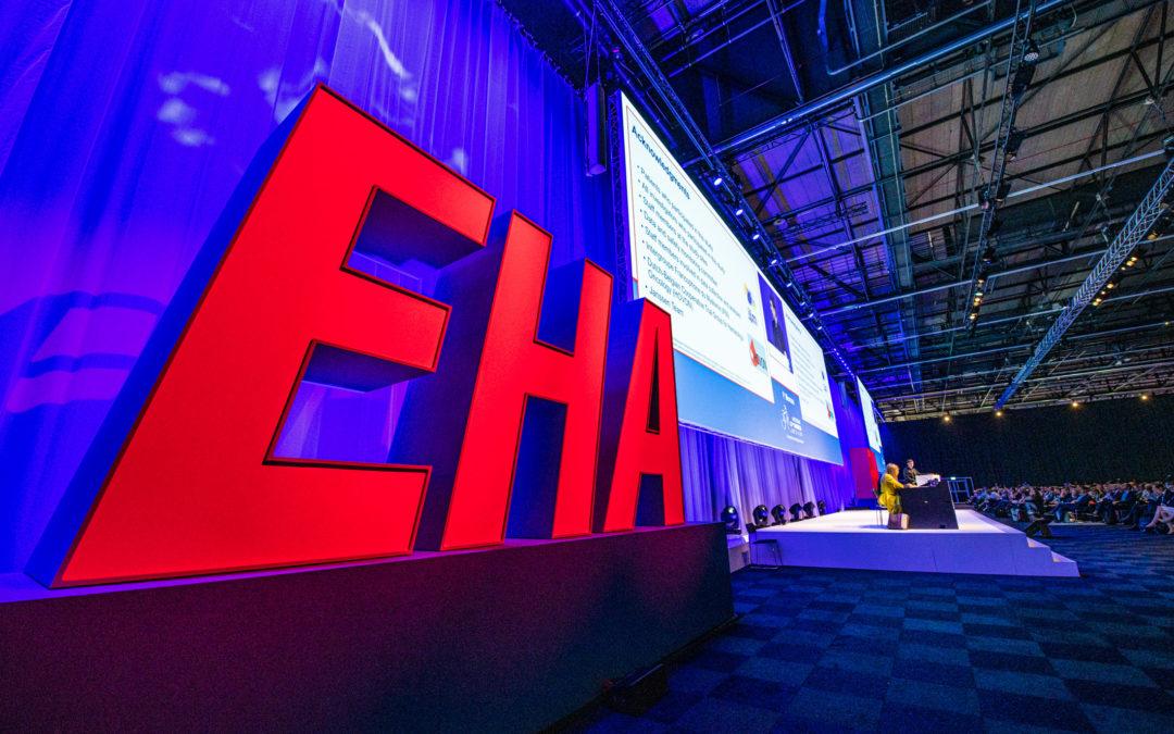 EHA – Amsterdam 13-16 giugno 2019