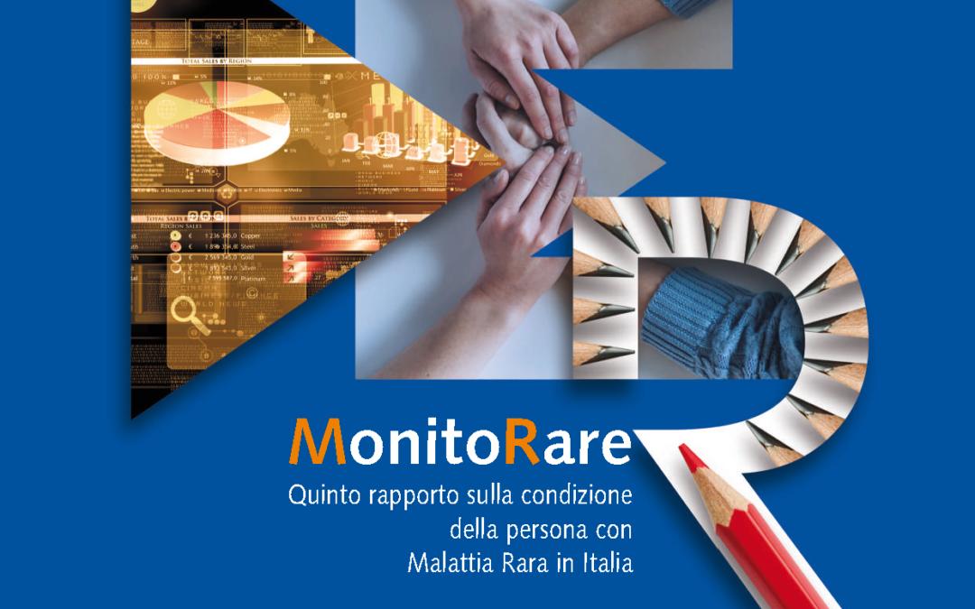 V rapporto sulla condizione della persona con Malattia Rara in Italia 2019