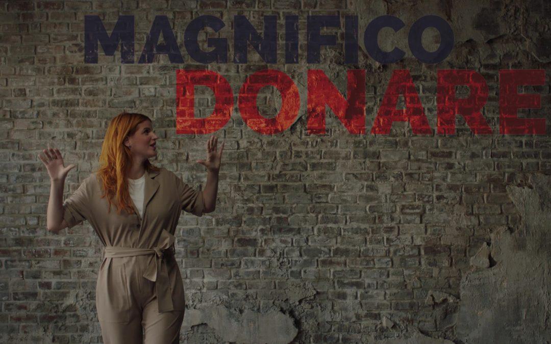 MAGNIFICO DONARE