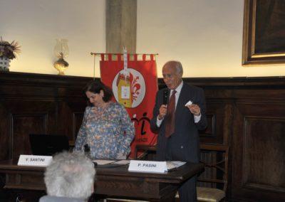 avv. Paolo Pasini, prof.ssa Valeria Santini