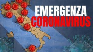 CORONAVIRUS – Niente Panico, ma Vigilanza!!    agg.to al 27.3.2020