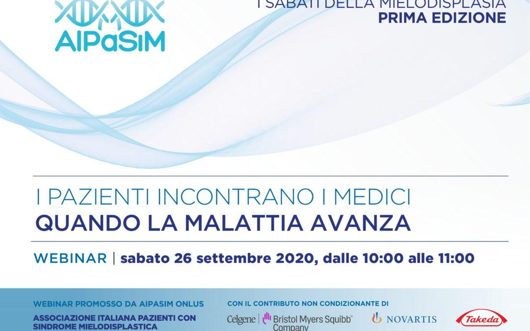 AIPaSiM – Webinar 26 settembre 2020