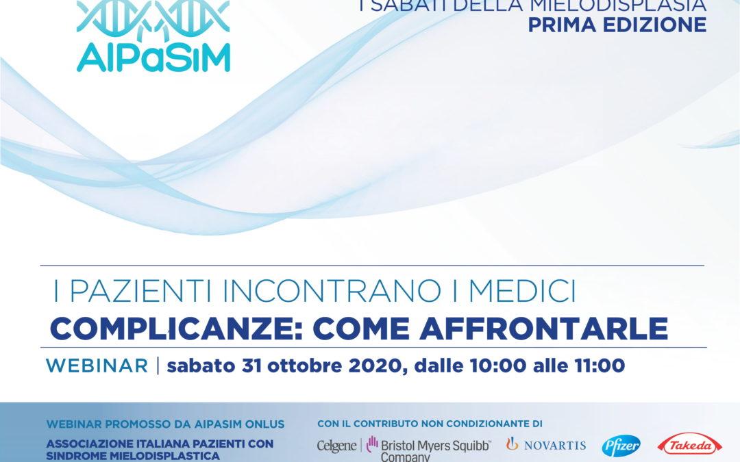 AIPaSiM – Webinar 31 ottobre 2020