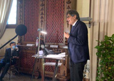 dott. Adelchi D'Ippolito Procuratore Vicario della Repubblica, Venezia