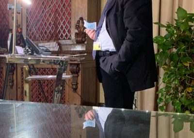 dott. Giuseppe Dal Ben direttore generale ULSS3 Serenissima