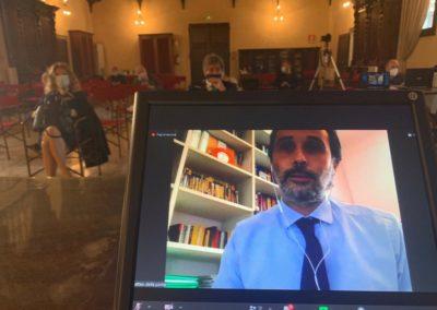 Matteo Della Porta professore in Ematologia