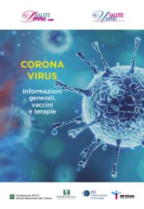 copertina opuscolo informazioni covid e vaccini
